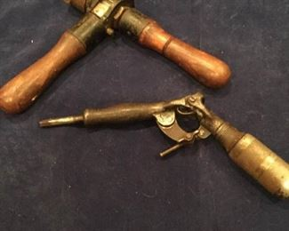 Two Hand Drills