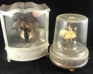 Vintage Cody Music Boxes