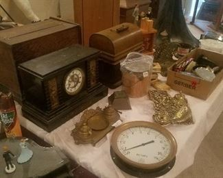 CLOCKS CLOCKS AND MORE CLOCKS