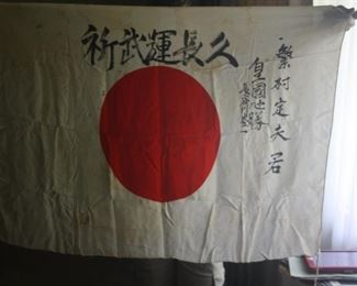 WW2 JAPENESE FLAG