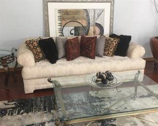 updated, modern furnishings