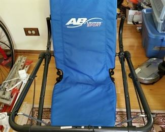 AB Lounge Sport - Exercise Equipment