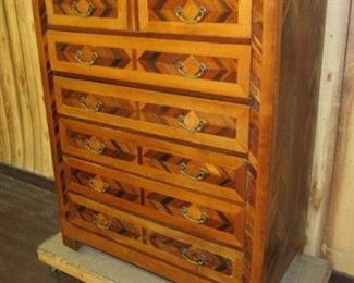Inlaid Chest
