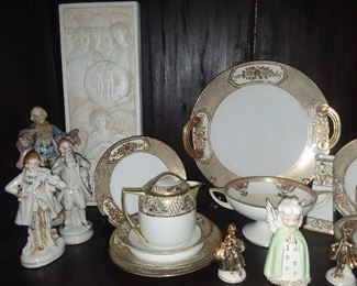 Assorted China & Figurines