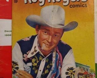 Roy Rogers Comic Book