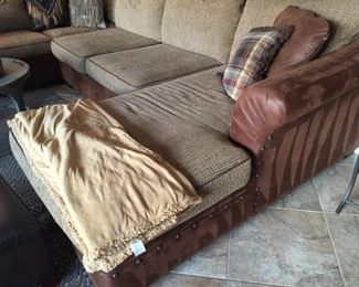 western couch