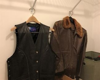 Nice leathers