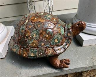 Outdoor turtle