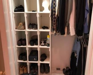 Clothing, bags, shoes