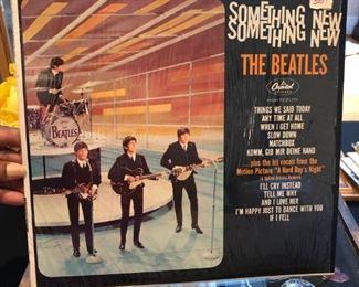 Vintage Beatles LP