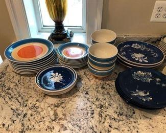Plates, kitchenware