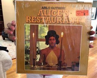 Arlo Guthrie LP
