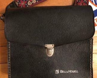 Bell & Howard focus matic 671/XL w/case