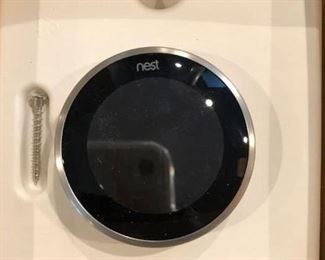 New in Box Nest thermostat
