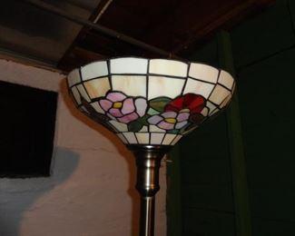 LARGE FLOOR STANDING LAMP