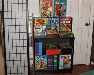 RARE limited edition bound comic books