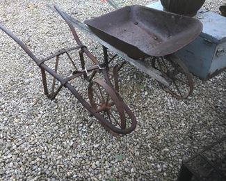 Vintage Wheel Borrows