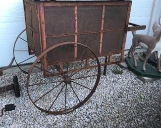 Peddlers's Cart