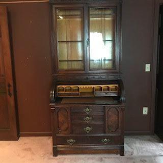 19th c. Secretary/desk, great condition