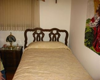 twin bed headboard foot board and frame                                     BUY IT NOW $ 125.00 EACH