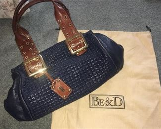 BE&D Purse