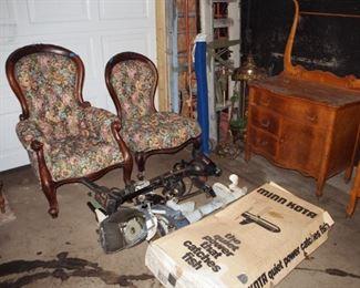 Chairs, Motors