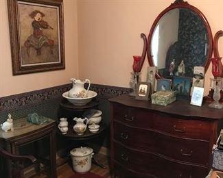 Antique Mahogany Furniture