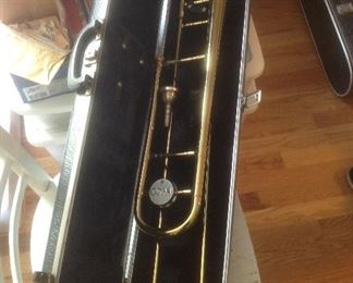 Beginners trombone
