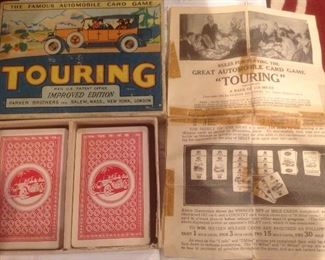 Vintage games....this one is called Touring.
