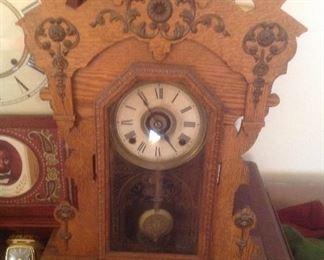 Antique clock....presale $75.
