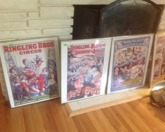 Ringling  Brothers prints