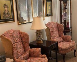 Fine furniture by Henredon and Kindel