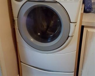 Whirlpool Residential GHW9100LW1 Washer