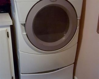 Whirlpool Residential GGW9200LW0 Dryer
