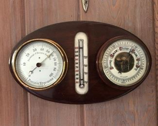 German barometer