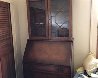 Antique secretary