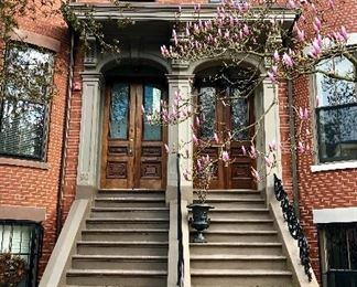 Historic South End Boston Brownstone!