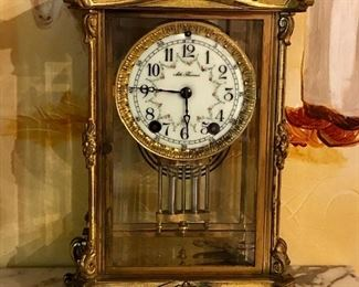 Antique Seth Thomas Clock