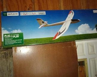 Several model planes