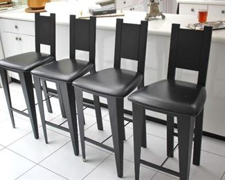 4 Kitchen Counter Stools