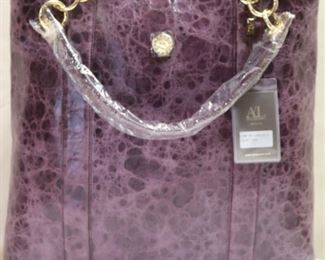 Variety of Lazzaro Leather Handbags