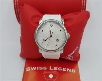 Swiss Legend Planetimer, model 21000548, with box