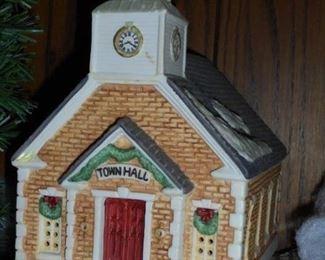 Town Hall  Kinkade  6343-A