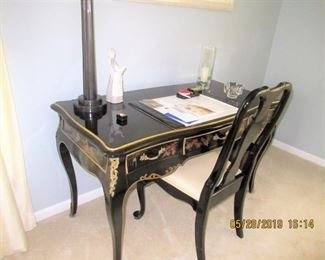 CENTURY DESK AND CHAIR