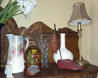 Assorted Household (LAMP NOT AVAILABLE)
