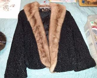 Vintage BonTon Fur Jacket