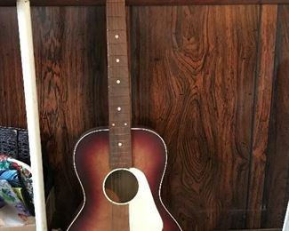 1960-70's Parlor guitar made in USA