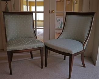 2 side chairs $75