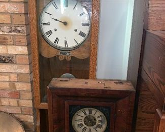 Beautiful large clocks
