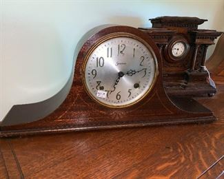 Mantel clock collection